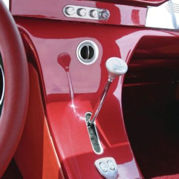 1957 ford ranchero shifter - custom car
