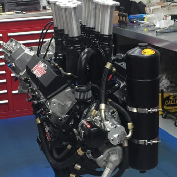 360 Sprint Car Engine Builder Shop