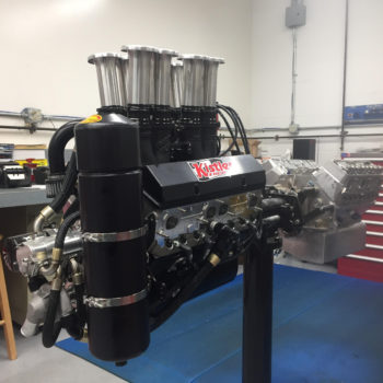 360 Sprint Car Racing Engine