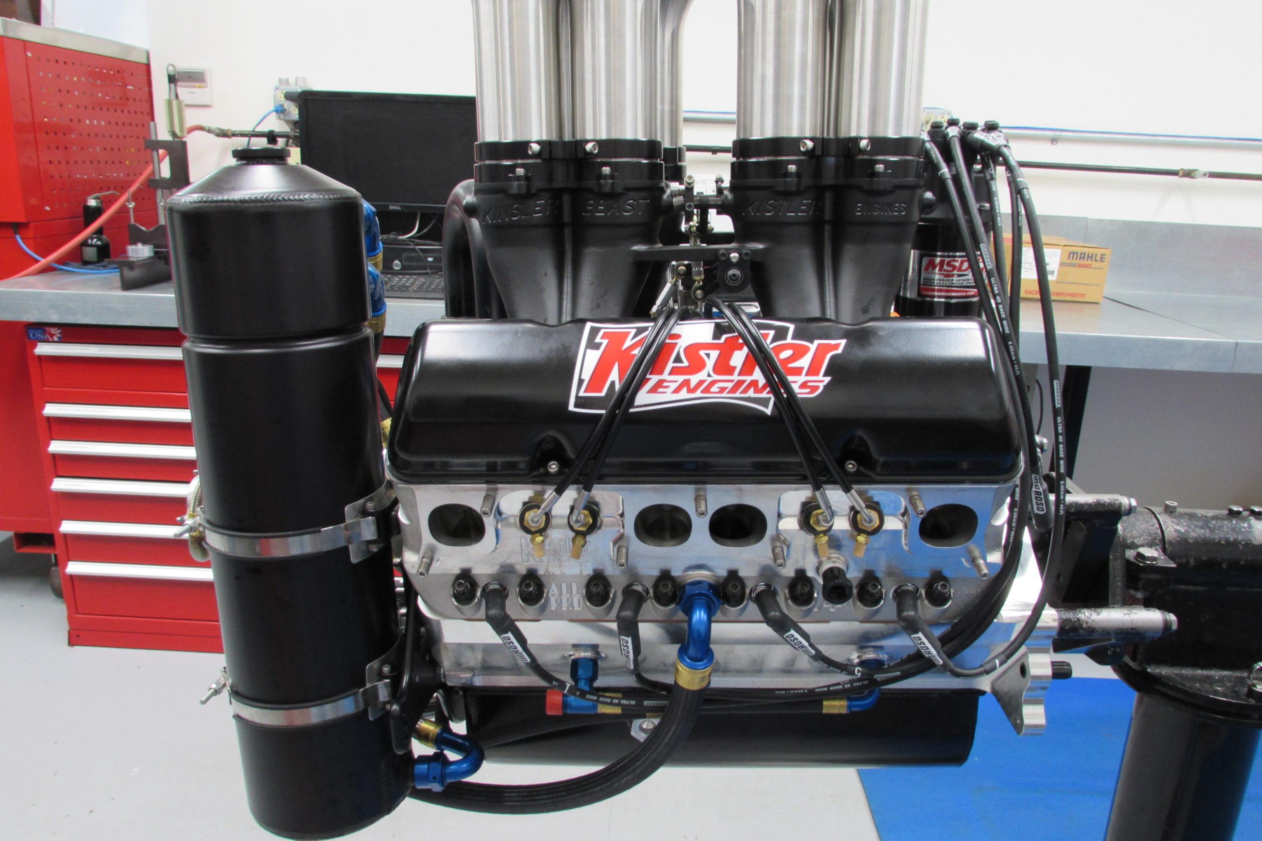 410 Sprint Car Engine - Dirt Racing Engine Builder - Kistler