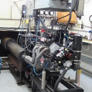 Kistler Engines - Engine Dyno