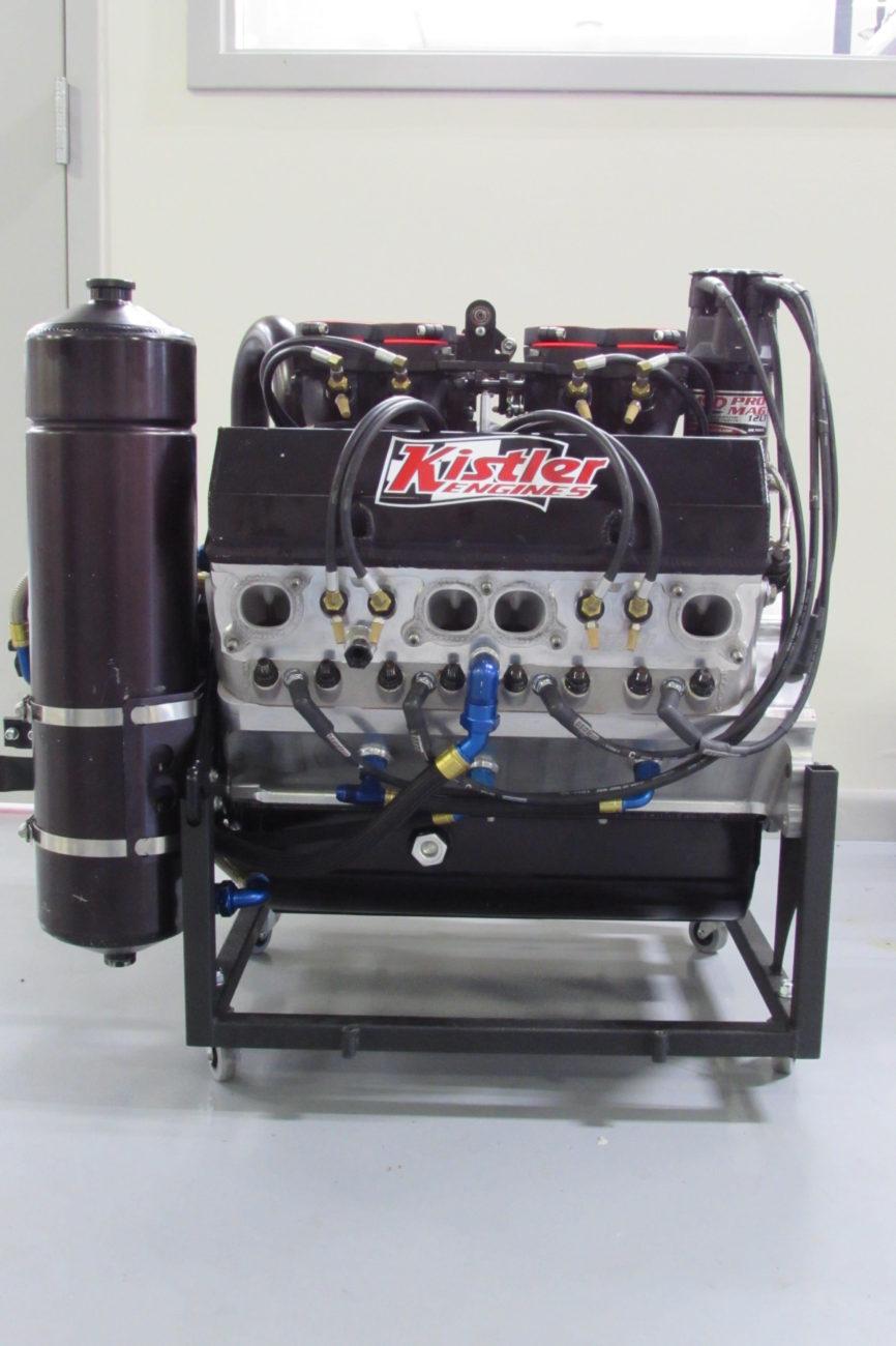 The Engine Room Design: Kistler Engines